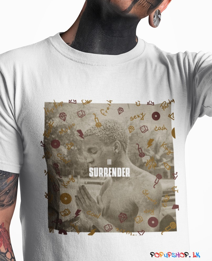 Surrender T-Shirt Sri Lanka