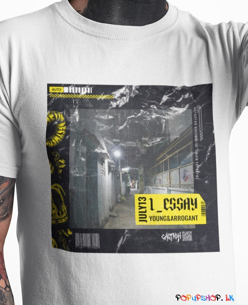July 13 T-Shirt sri lanka