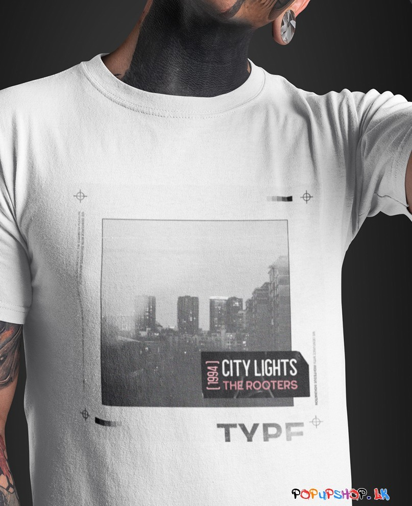City Lights T-Shirt Sri Lanka