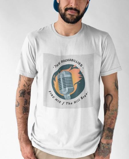 Fire Mic T-Shirt