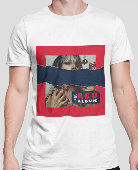 The Red Album T-Shirt