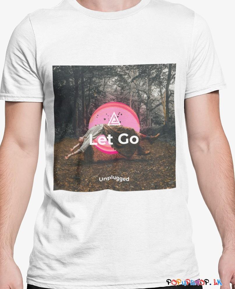 Let Go T-Shirt Sri Lanka