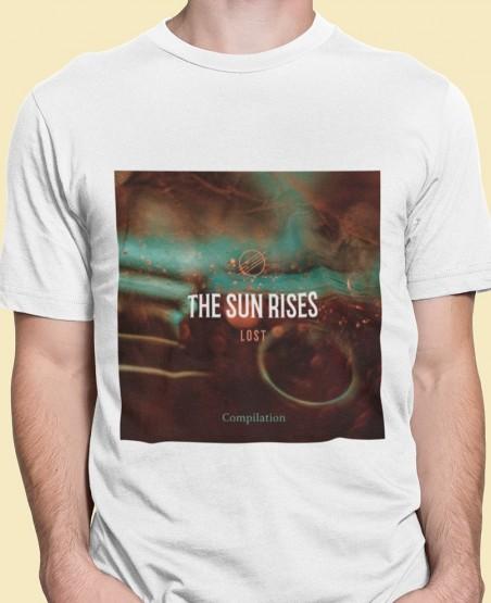 The Sun Rises T-Shirt Sri Lanka