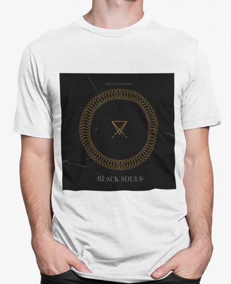 Black Souls T-Shirt Sri Lanka
