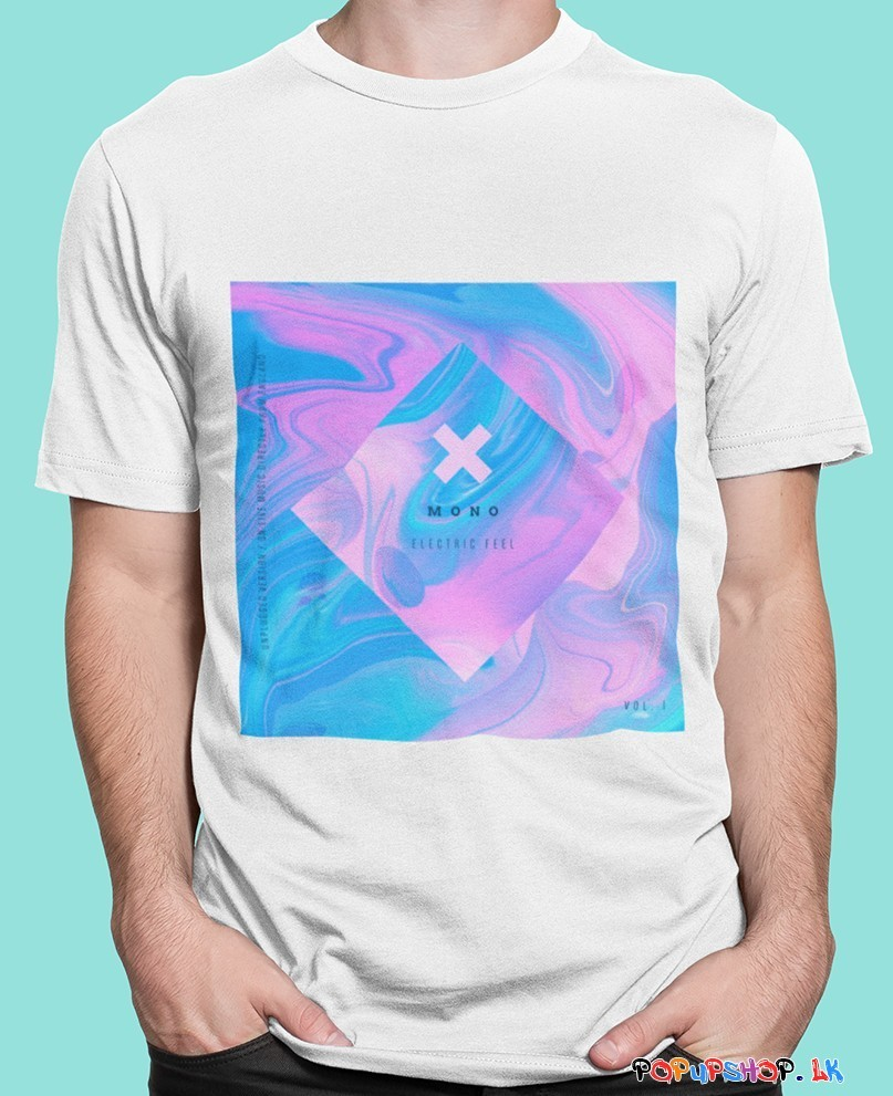 Electric Feel T-Shirt | PopUpShop Sri Lanka