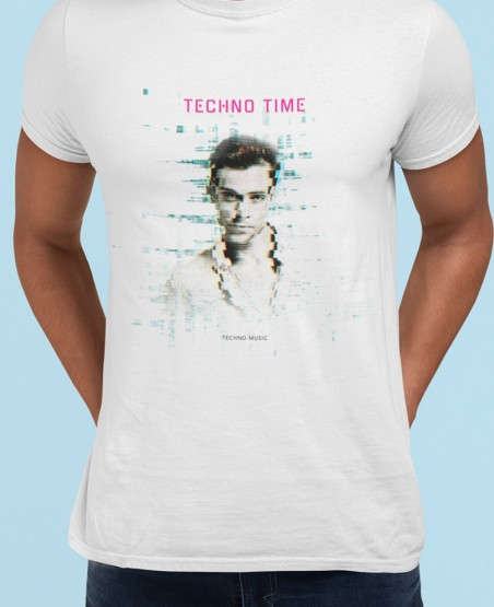 Techno Time T-Shirt