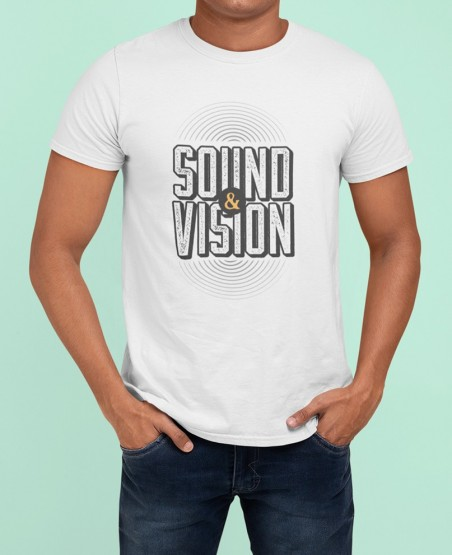 Sound & Vision T-Shirt Sri Lanka