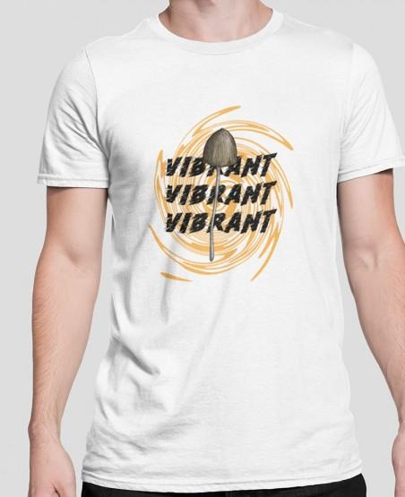Vibrant Mushroom T-Shirt Sri Lanka