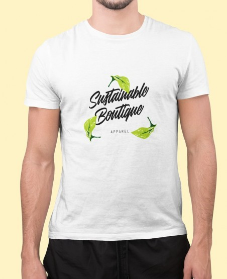 Sustainable Boutique Apparel T-Shirt