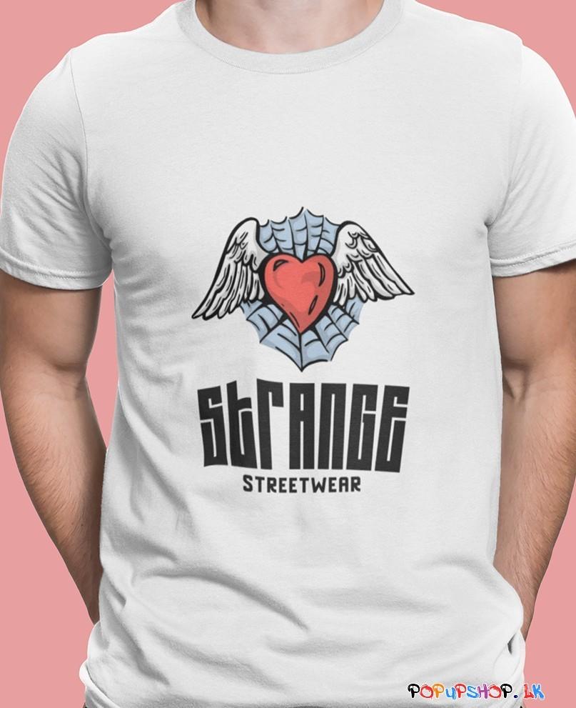 Strange Streetwear T-Shirt Sri Lanka