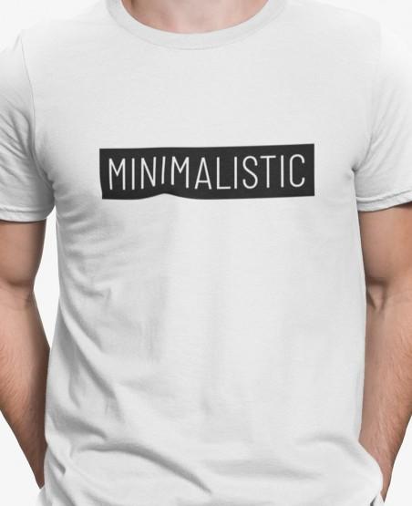 Minimalistic T-Shirt Sri Lanka