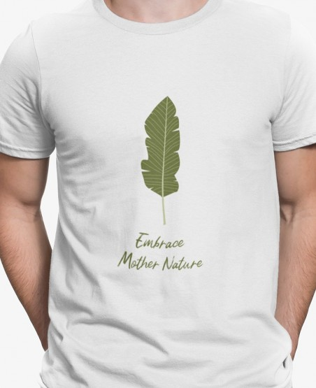 Embrace Mother Nature T-Shirt Sri Lanka