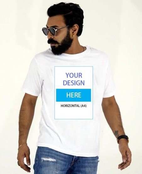 Custom T-Shirt (Horizontal)