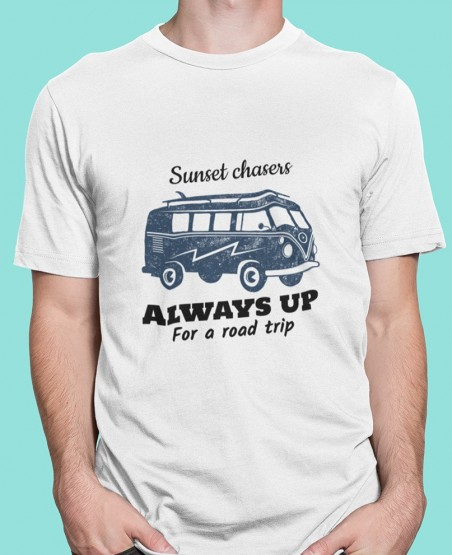 Always Up For A Road Trip T-Shirt Sri Lanka