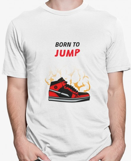 born to jump t shirt