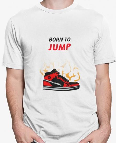 born to jump t shirt
