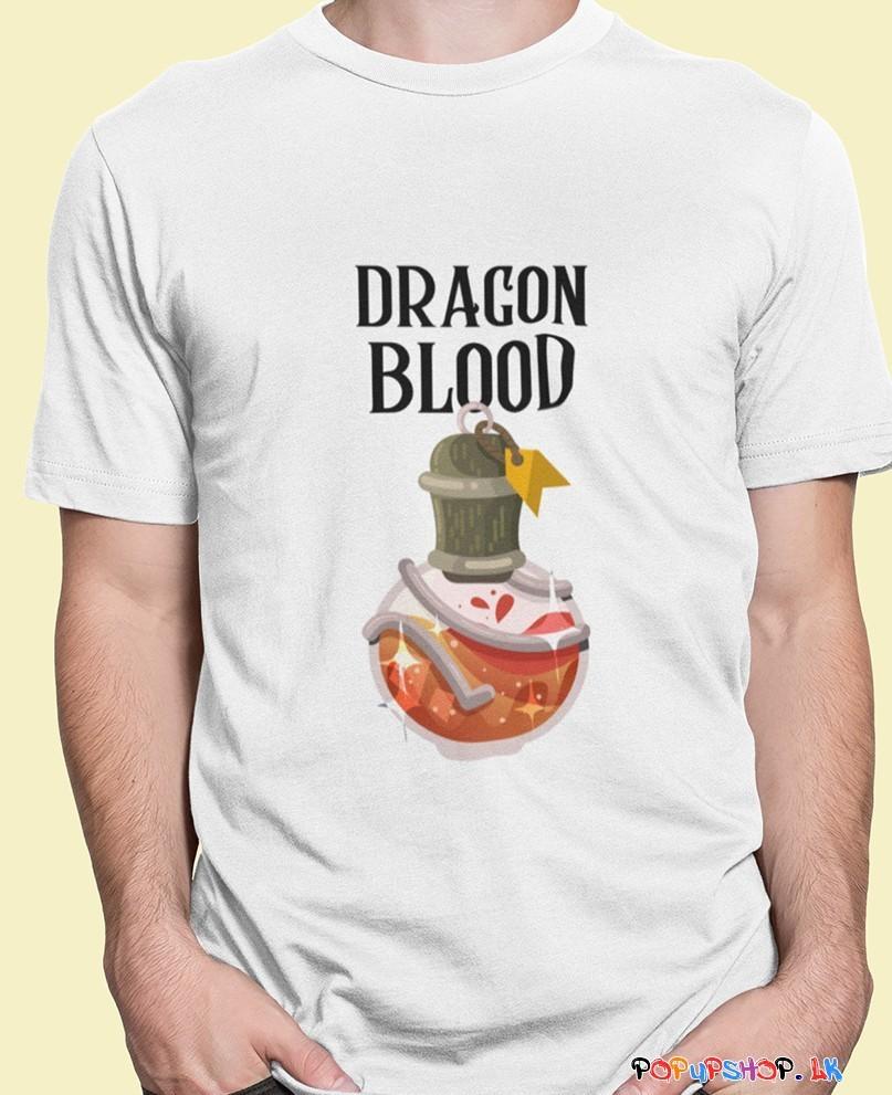 dragon blood t-shirt sri lanka