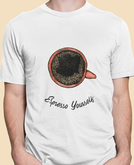 coffee lovers t shirt sri lanka