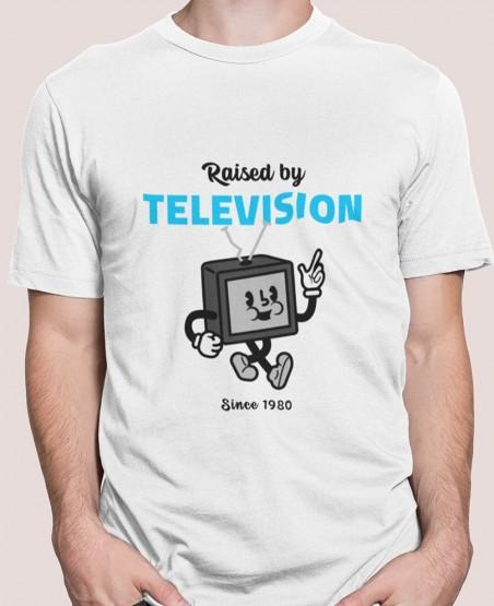 raised by television t shirt sri lanka
