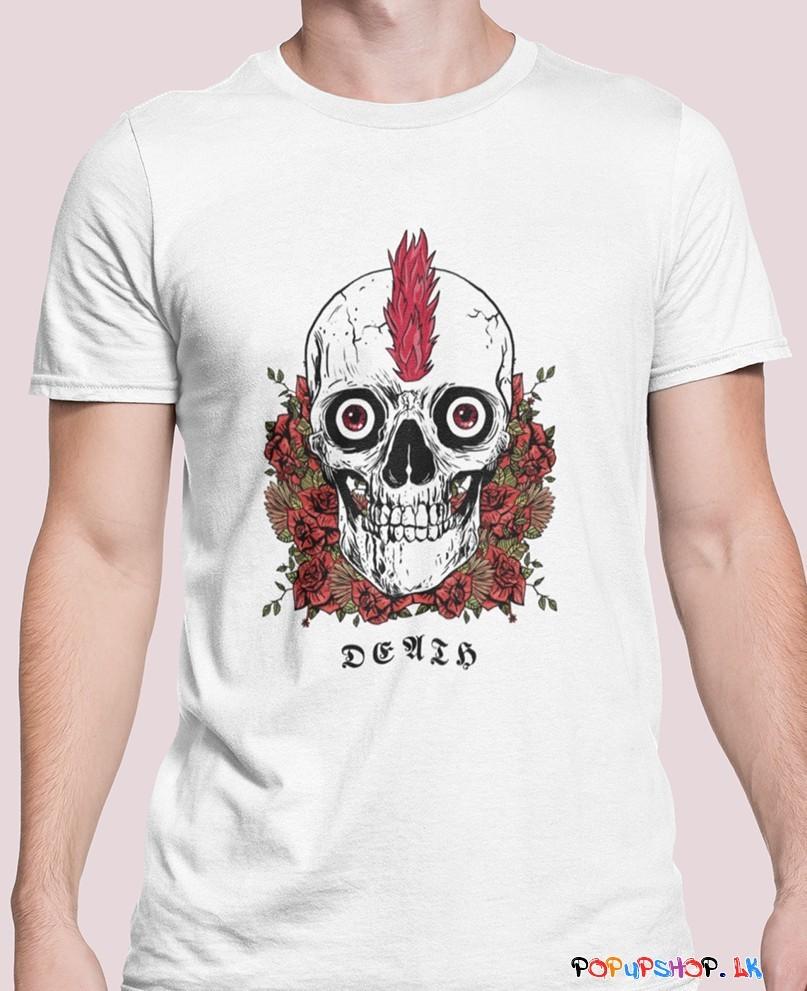 skull and roses sri lanka