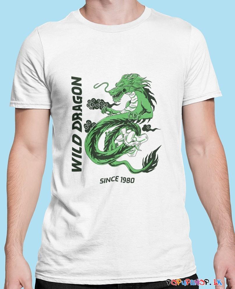 dragon t shirt sri lanka
