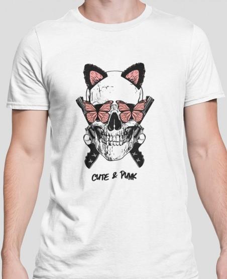 skull and butterfly t shirt sri lanka