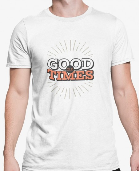 good old times t shirt