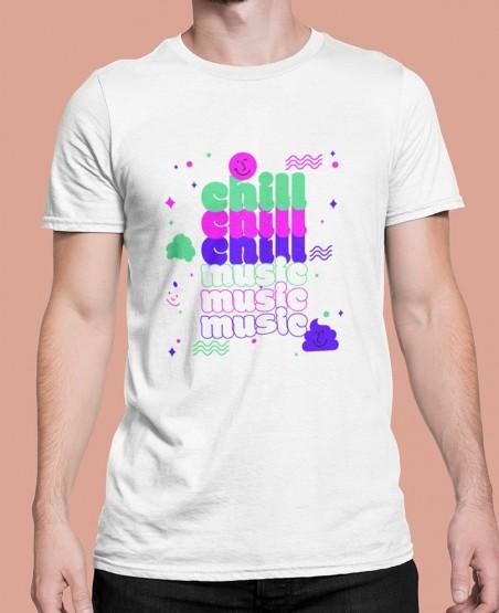 Chill Music T-Shirt
