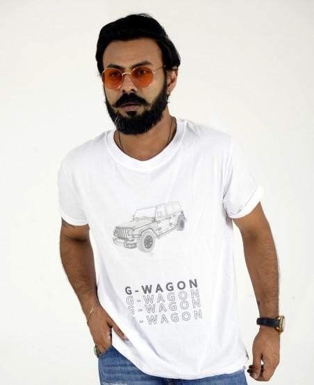 G Wagon Printed T Shirt