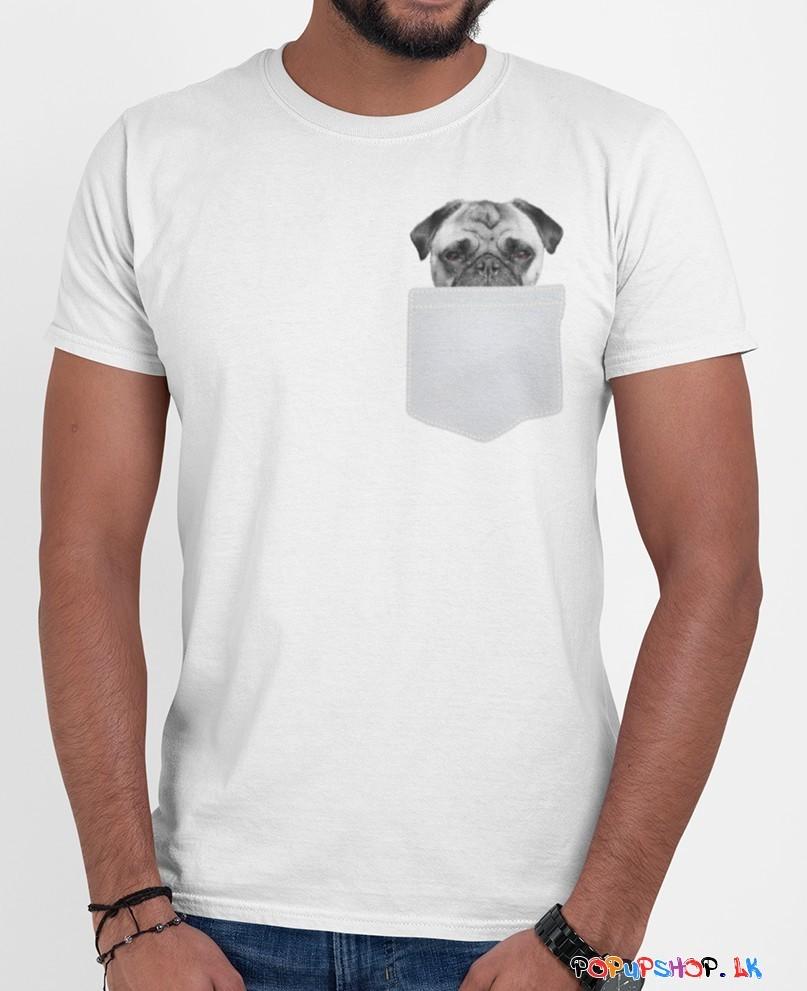Pocket T-Shirt Sri Lanka