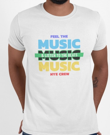 Feel The Music T-Shirt