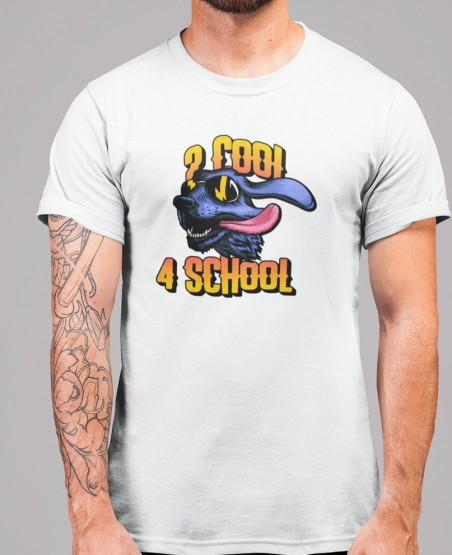 2 Cool For School T-Shirt
