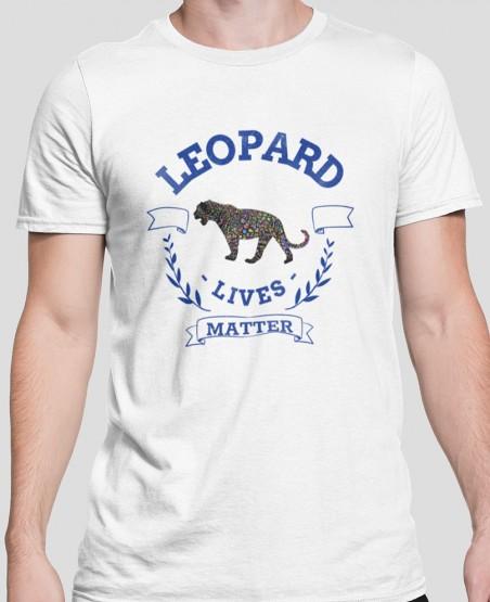 Leopard Lives Matter T-Shirt