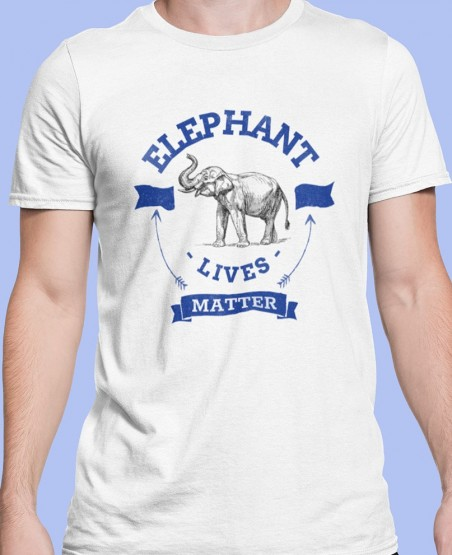 Elephant Lives Matter T-Shirt