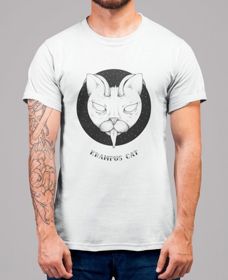 Krampus Cat T-Shirt