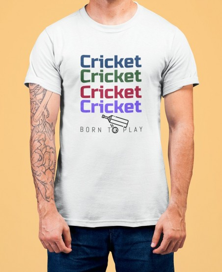 Cricket T-Shirt Sri Lanka