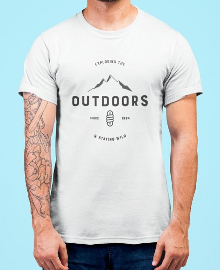 Exploring the outdoors T-Shirt