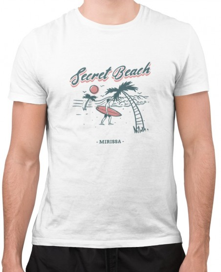 Secret Beach Mirissa T-Shirt