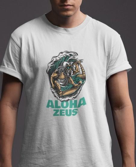 Aloha Zeus T-Shirt