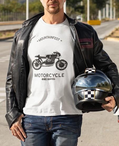 Mountainfest Biker T Shirt