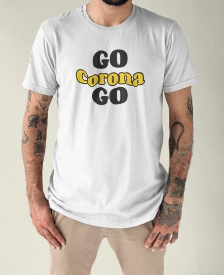 Go Corona Go T-Shirt