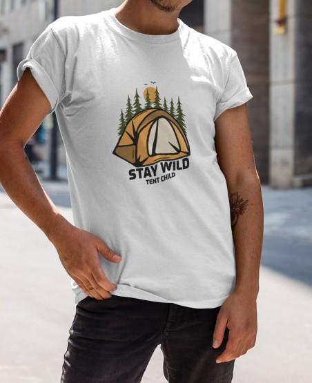 Camping tshirt sri lanka