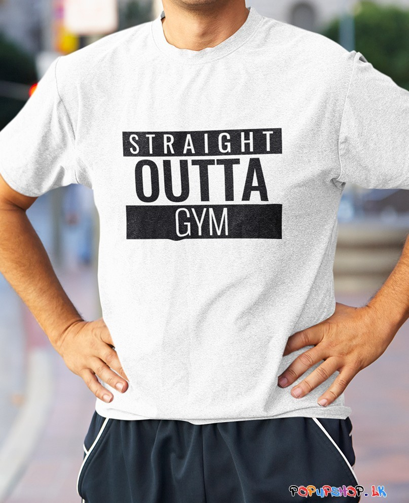 Straight Out of Gym T-Shirt
