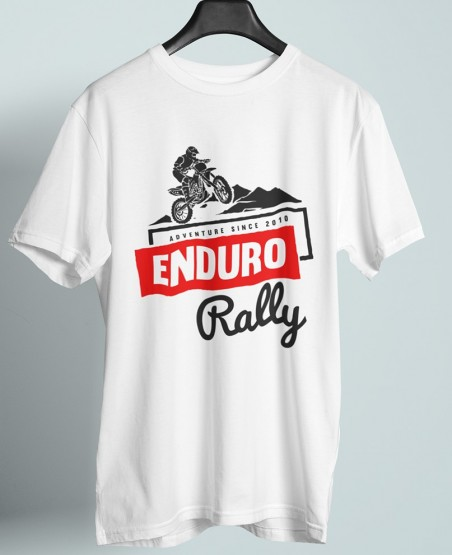Bike Rally T-Shirt  Sri Lanka