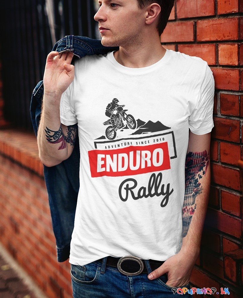 motorcycle rally t-shirt Sri Lanka