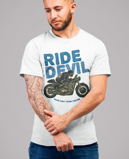 ride devil bike t-shirt sri lanka