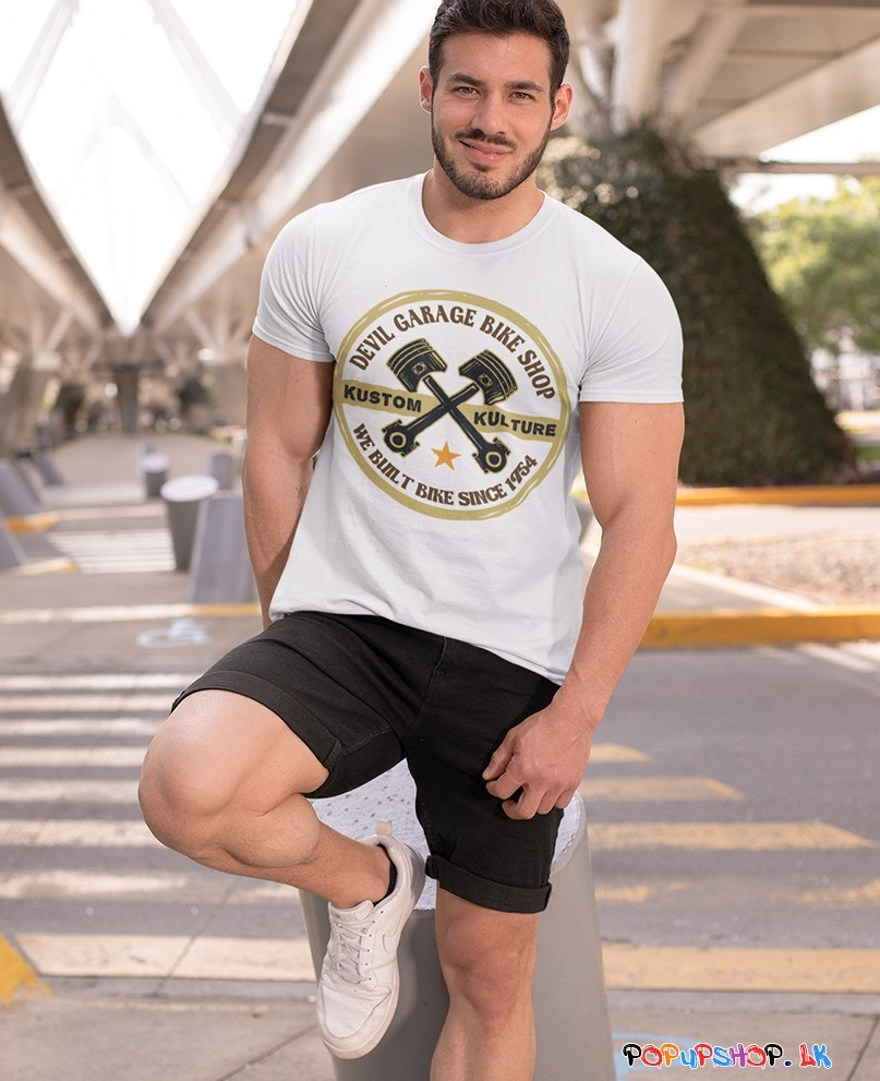 bike shop tshirt sri lanka