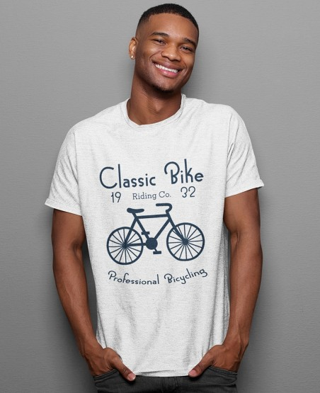 Classic Bike Riding T-Shirt Sri Lanka