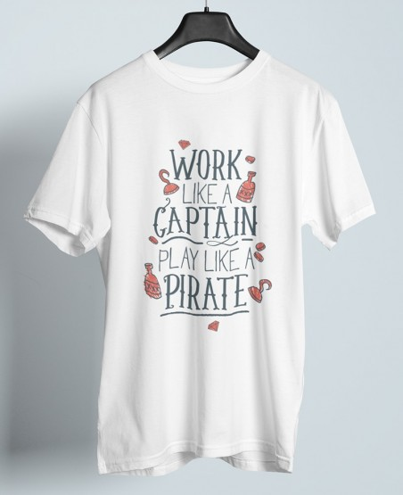 Pirate T-Shirt Sri Lanka