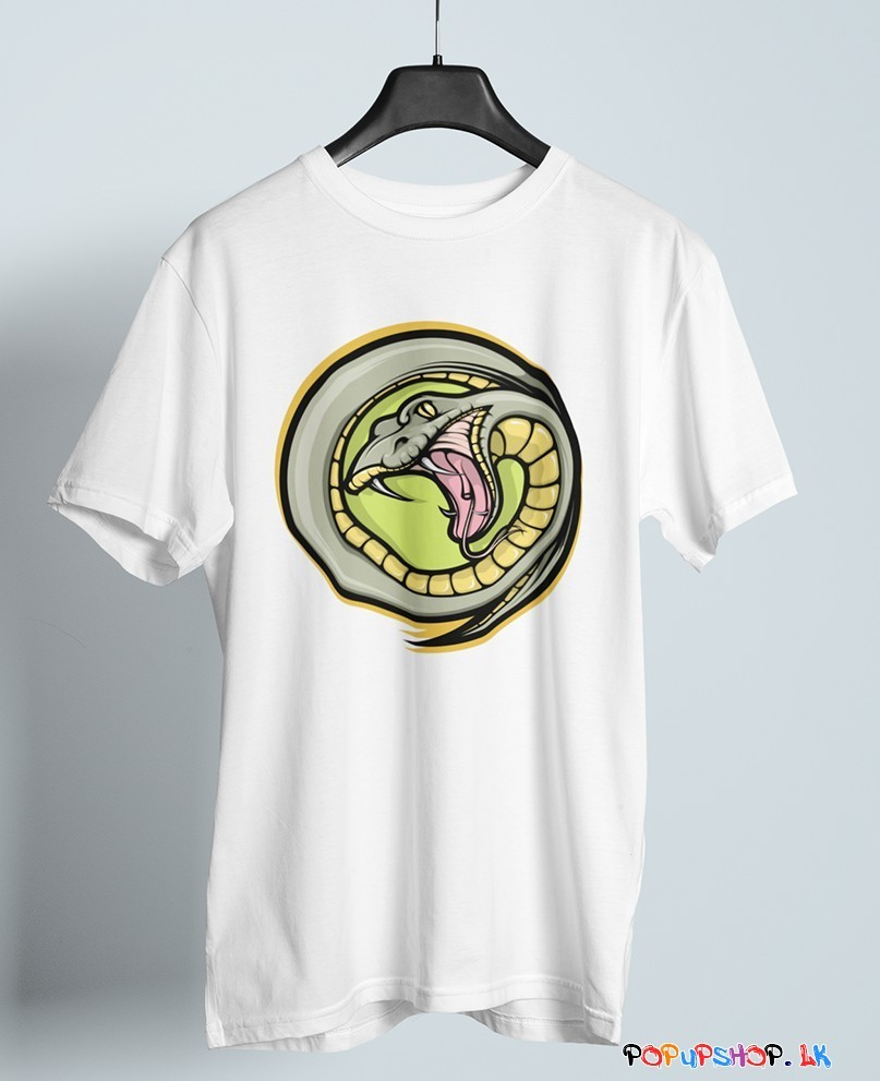 Cobra Printed T-Shirt Sri Lanka